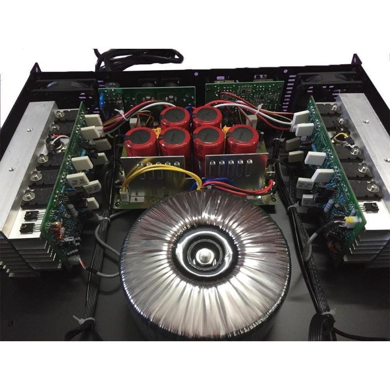 Cục Đẩy Công Suất Loại 1 Yamaha P5000S
