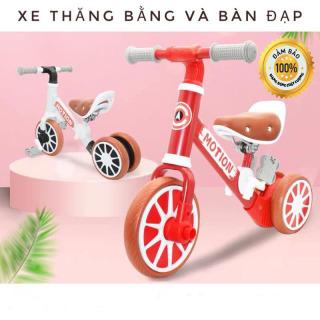 XE CHÒI CHÂN CHO BÉ KIÊM XE ĐẠP 2 trong 1 Aochiwangzi có bàn đạp Xe đạp trẻ em 3 tuổi 2 tuổi 4 tuổi a5 tuổi 6 tuổi xe choi chan cho be xe 3 bánh cho bé xe thăng bằng cho bé xe dap tre em đồ chơi trẻ em -do choi tre em xe tập đi.BH 6t thumbnail