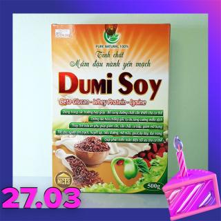 Tinh chất Mầm Đậu nành Yến mạch - Dumi Soy 500gr thumbnail