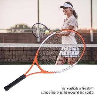 Vợt tennis chuyên nghiệp 1pc hợp kim nhôm có túi đựng cho người mới bắt đầu (màu cam) thumbnail