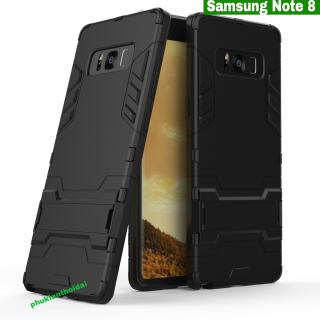 Ốp lưng Samsung Galaxy Note 8 Iron Man chống sốc cao cấp thumbnail