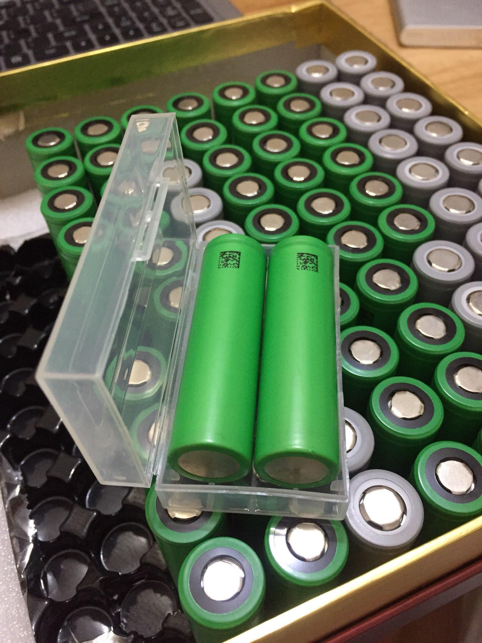 Pin Sạc Lithium-Ion 18650 Sony VTC6 Dung Lượng 2500mAh, Xả Tối đa 30A (1 Viên) Siêu Ưu Đãi tại Lazada