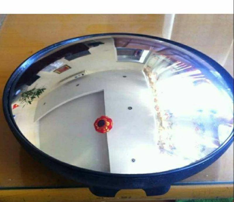 gương cầu lồi treo phong thủy loại 30cm