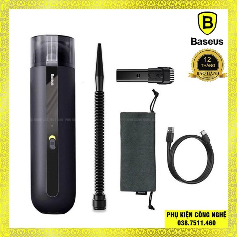 Máy Hút Bụi Cầm Tay Chuyên Dụng Cho Xe Hơi Baseus A2 Car Vacuum Cleaner (5000Pa, 70W)