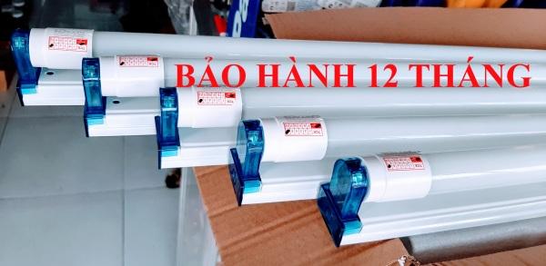 Bộ đèn led tuýp 1m2 ( 1.2m ) chuẩn 22W sáng trắng, đèn led 1.2 met