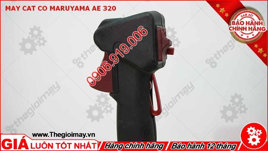Máy cắt cỏ Maruyama BCF320HTR AE320 đỏ
