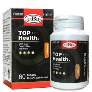 (Hàng Mỹ) Top Health UBB - hỗ trợ nâng cao sức khỏe và giảm tình trạng mệt mỏi thumbnail