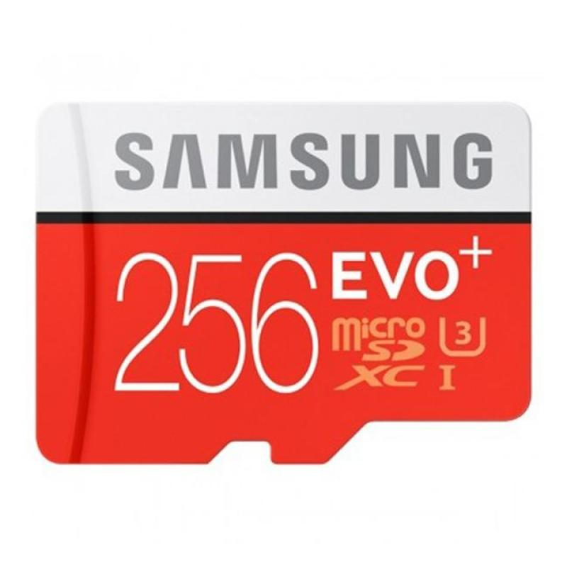 Thẻ nhớ micro SD samsung Evo plus 256GB SDXC100Mb/s 4k (new version)