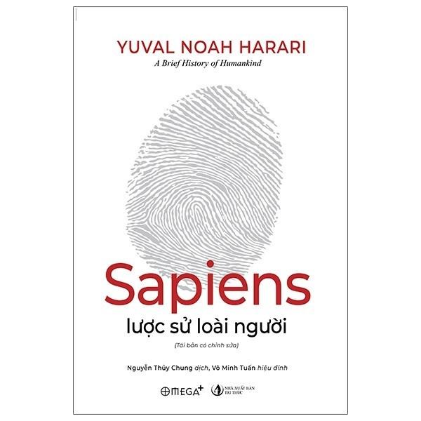 Sách - Sapiens: Lược Sử Loài Người