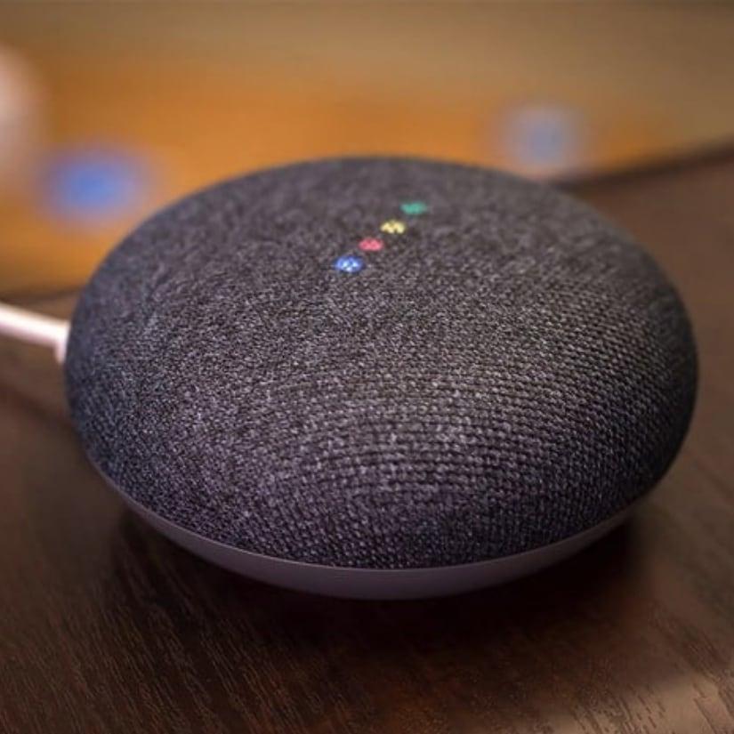 Loa Thông Minh Tích Hợp Trợ Lí Ảo Google Home Mini