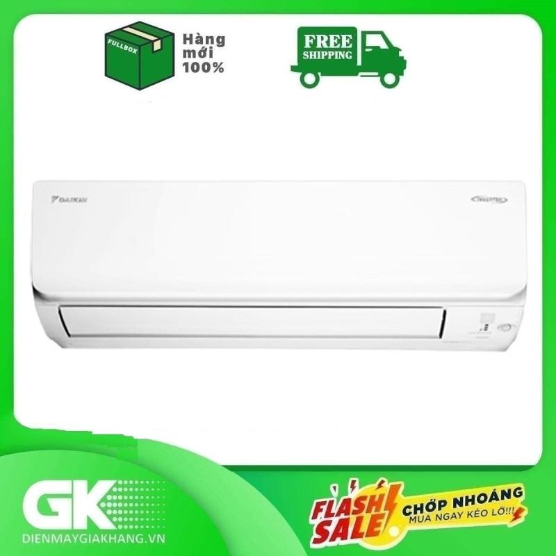 Bảng giá Điều hòa treo tường Daikin 1 chiều Inverter 12.000 BTU - 1.5 HP( FTKC35UAVMV/ RKC35UAVMV )