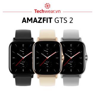 [Trả góp 0%]Đồng hồ thông minh Huami Amazfit GTS 2- phiên bản quốc tế có Tiếng Việt Bảo hành 12 Tháng Mới 100% nguyên seal thumbnail