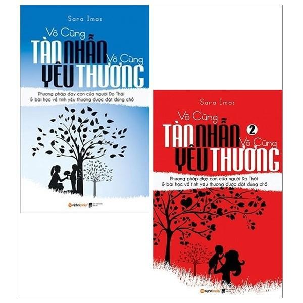 Sách Combo Vô Cùng Tàn Nhẫn, Vô Cùng Yêu Thương (Bộ 2 Tập) Giá Siêu Rẻ