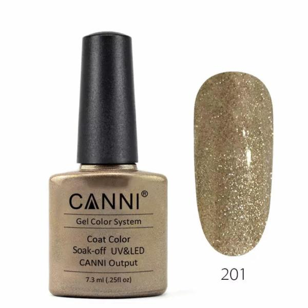 CANNI Gel Nail Color Coat 7.3ml (194-258) giá rẻ