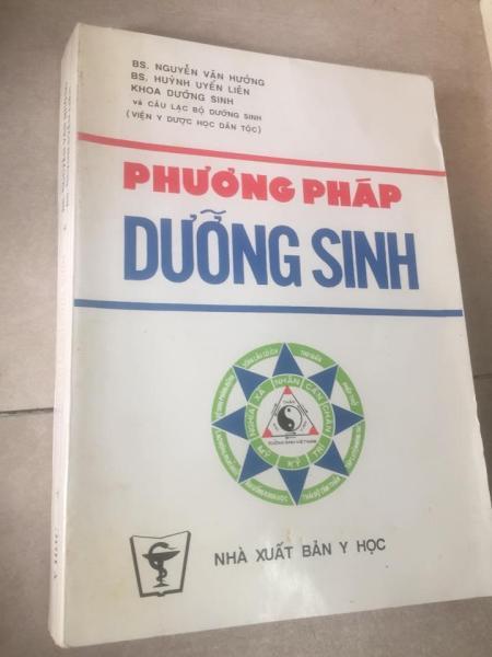Mua Phương Pháp Dưỡng Sinh (tăng cường sức khỏe chống lại bệnh tật) - Nguyễn Văn Hưởng