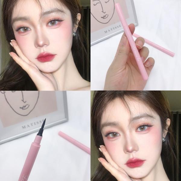 🌸 Bút Kẻ Mắt HỒNG LAMEILA eyeliner chống nước lâu trôi thanh mãnh dễ dùng nội địa chính hãng sỉ rẻ WE STORE 🌸 cao cấp