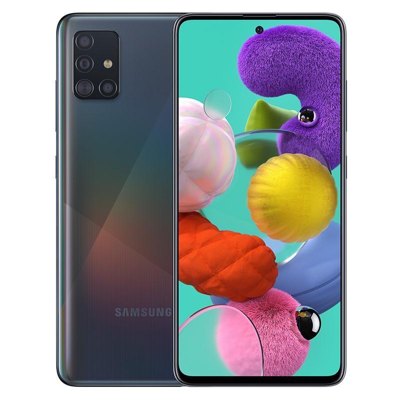 Điện thoại Samsung Galaxy A51 6GB/128GB Đen