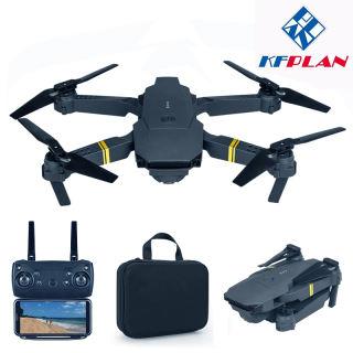 Flycam E58 Thế Hệ 2020, Camera WIFI FPV 4K HD, Tích Hợp Giữ Độ Cao, Chế Độ Không Đầu RC RTF Drone