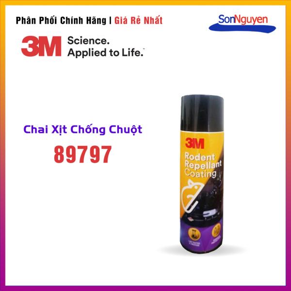 Chai xịt chống chuột cho ô tô của 3M 89797