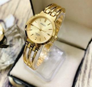 [SIÊU GIẢM GIÁ] Đồng hồ nữ cao cấp dây thép không gỉ, tặng pin và hộp thumbnail