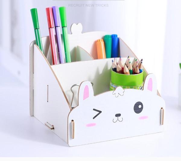 Mua Hộp cắm bút Thỏ Gấu Mèo