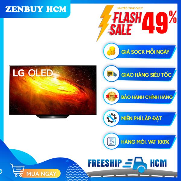 Bảng giá [Trả góp 0%]Smart Tivi OLED LG 4K 65 inch 65BXPTA - Hệ điều hành WebOS Smart TV 5.0 Công nghệ quét hình Refresh Rate 100Hz