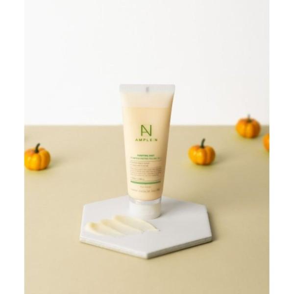 Tẩy Da Chết Bí Đỏ Ample:N Purifying Shot Pumpkin Enzyme Peeling Gel