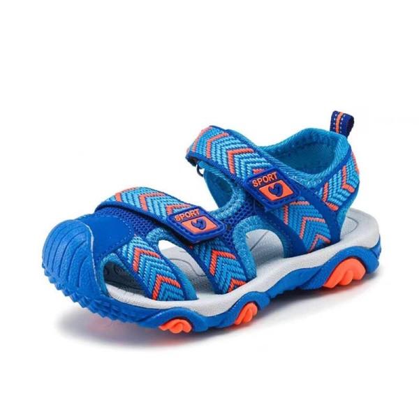 Giày dép sandal rọ cao cấp Quảng Châu 6332 cho bé trai bé gái