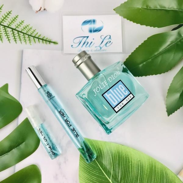 Nước Hoa Singapore Nữ Blue - Jolie Dion (Eau De Parfum EDP 60ml