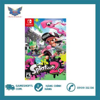 Đĩa Game Splatoon 2 Cho Nintendo Switch thumbnail
