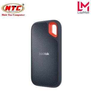 Ổ cứng di động SSD Sandisk Extreme Portable E60 USB 3.1 1TB 550MB s (Đen) thumbnail