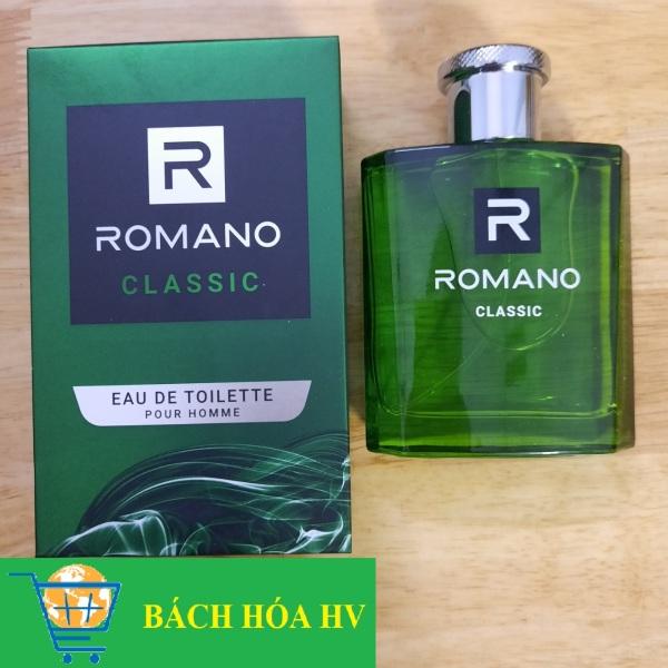 Nước Hoa ROMANO CLASSIC 100 ml giá rẻ