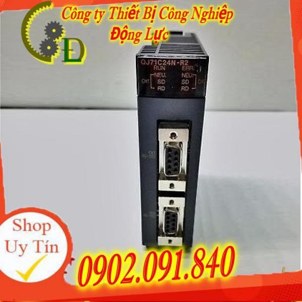 Bảng giá Module (mô đun) mạng QJ71C24N-R2 CHÍNH HÃNG Mitsubishi. Module quang (CC-Link V2) Mitsubishi. Cam kết bảo hành , HOÀN TIỀN đổi trả miễn phí nếu có bất cứ sai sót gì từ sản phẩm Phong Vũ
