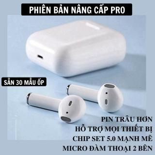 [ Giá Xỉ ] Tai Nghe Bluetooth i12s Đa Chức Năng Hỗ Trợ Cho Mọi Dòng Máy, Âm Thanh Vòm, Cửa Sổ Kết Nối - Tai Nghe Bluetooth Mini Không Dây, Tai nghe buetooth 1
