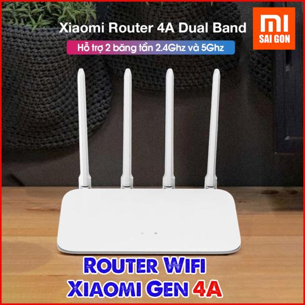 Bảng giá Bộ phát wifi Xiaomi Router 4A ( Bản Quốc Tế / Bản Nội Địa ) Phong Vũ