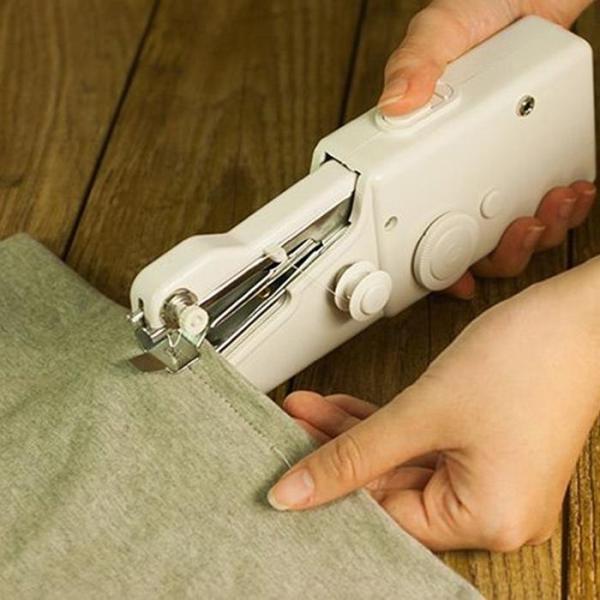 Máy may mini cầm tay Handy Stitch mẫu mới 2020