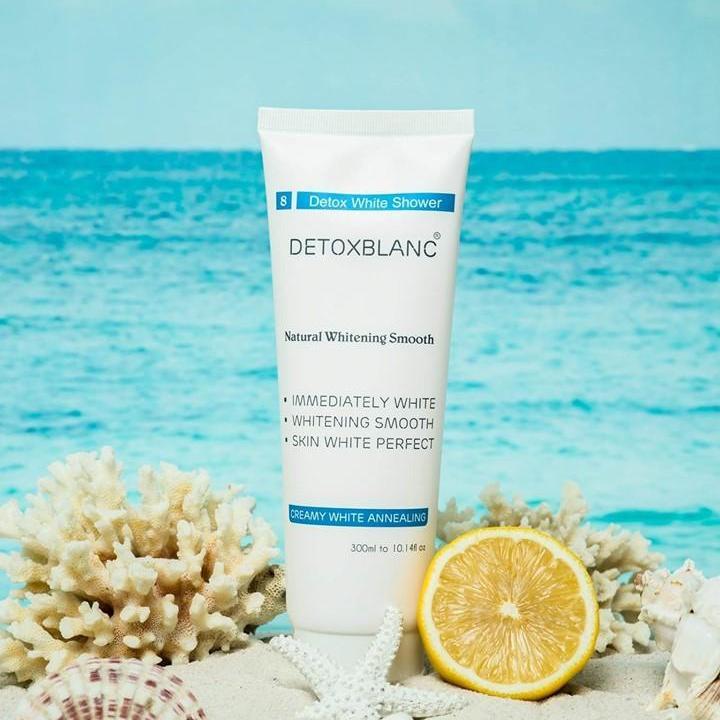 Ủ trắng Detox BlanC chuyên sâu cho da ngăm lỳ 300ml cao cấp