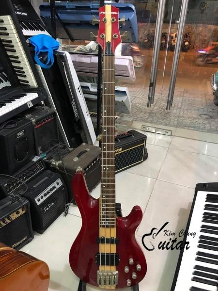 Đàn guitar bass PlayTech nội địa Nhật cao cấp