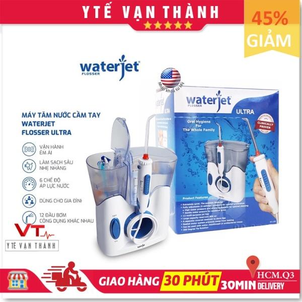 ✅ [Chính hãng USA] Máy Tăm Nước USA: Waterjet Flosser Ultra - Thế Hệ Mới Của Mỹ - [Y Tế Vạn Thành] - Mã SP: VT0508