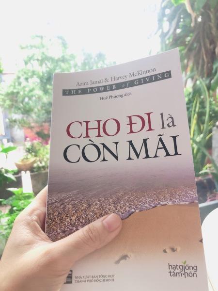 Sách Cho Đi Là Còn Mãi (Tái Bản)