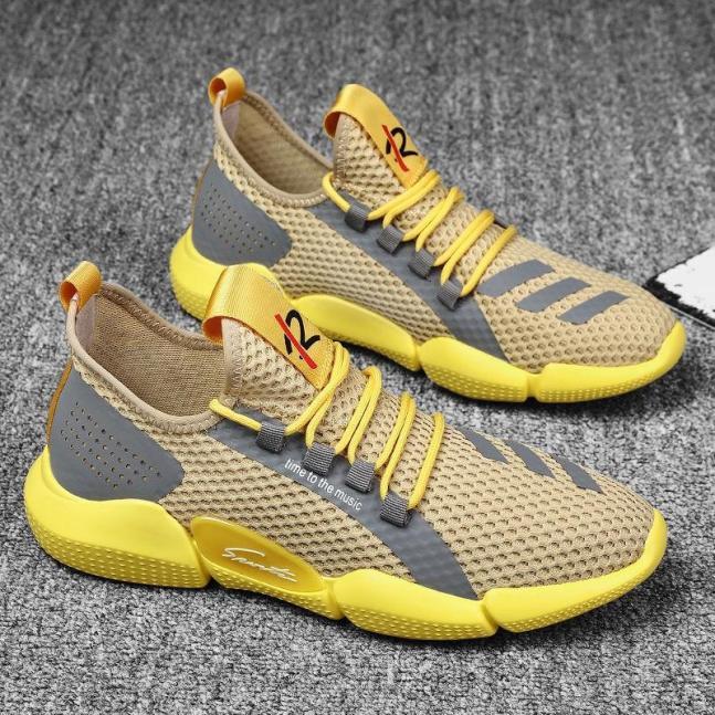 Giày nam thể thao sneaker R7 Themusicc có 3 màu - B end T Shop giá rẻ