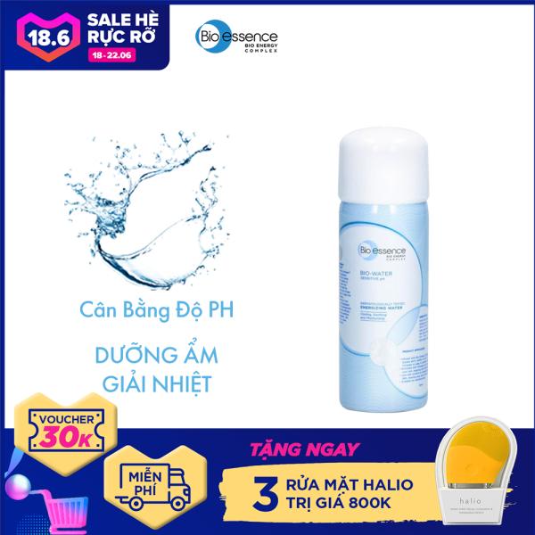 [DEAL ĐỘC QUYỀN]Nước xịt khoáng dưỡng da Energizing Water Bio-essence 30ml tốt nhất
