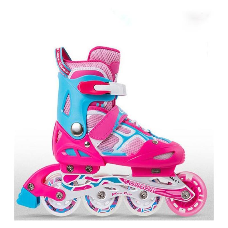 Phân phối giày patin cuogar màu hồng
