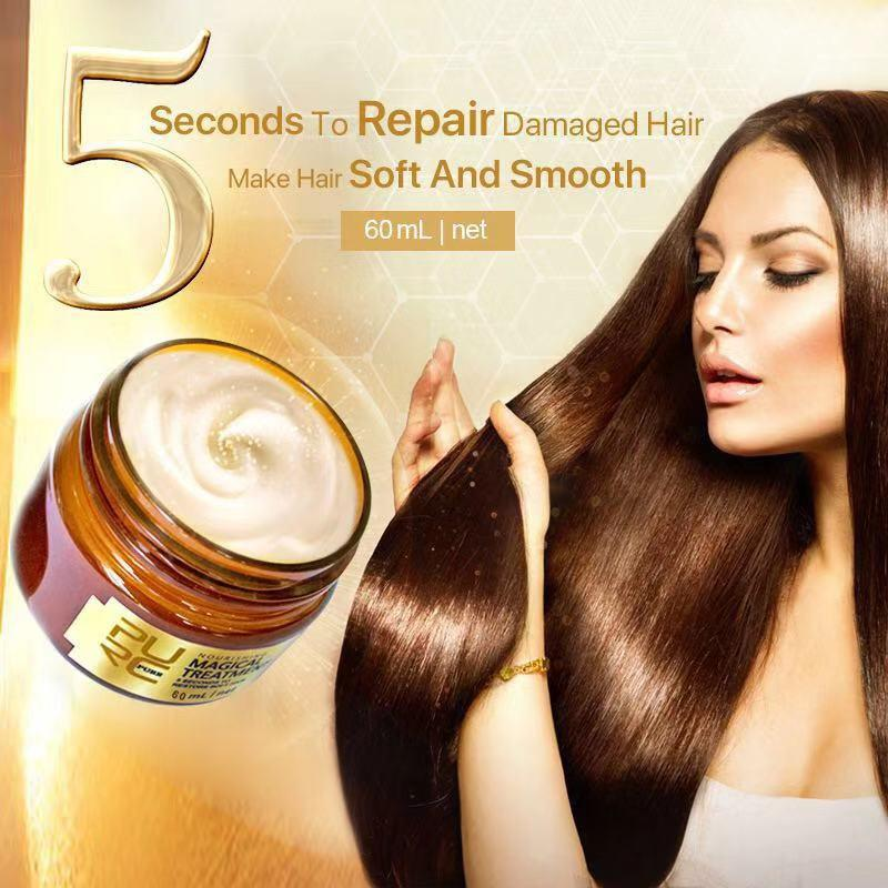 Hộp dưỡng tóc Treatment 60ml , hộp dưỡng tóc chuyên sâu cho tóc khô, xơ, gãy rụng giá rẻ