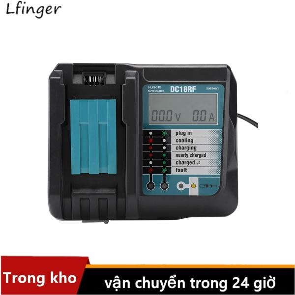 Bảng giá Bộ Sạc Pin Lithium Ion Cho Màn Hình Hiển Thị Kỹ Thuật Số LCD Thông Minh Tích Hợp Makita 14.4 V-18V