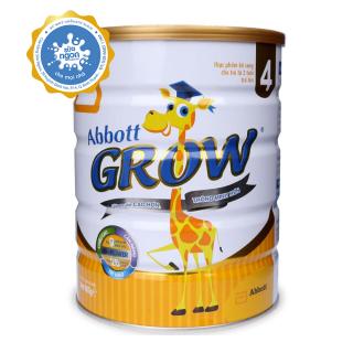 Sữa bột Abbott Grow 4 (900g) thumbnail