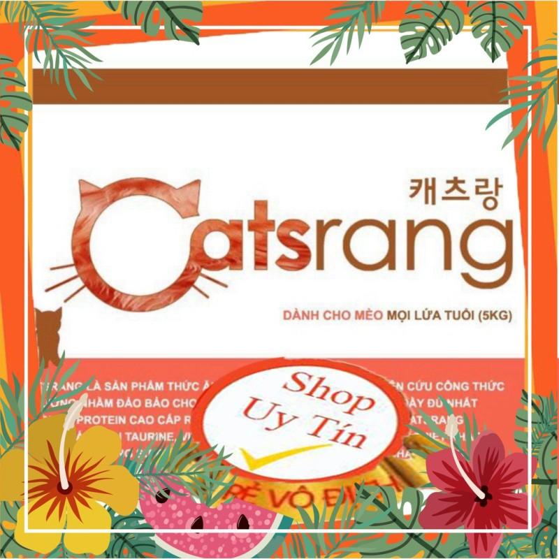 Thức Ăn Khô Cho Mèo Catsrang - Hàn Quốc - Bao 5 Kg