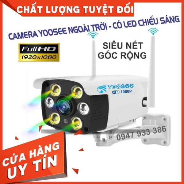 Camera YooSee ngoài trời Siêu nét 2.0mpx 1080P - 2 Anten