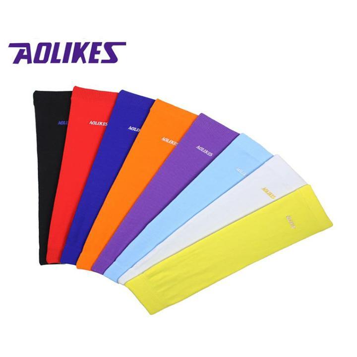 Găng tay chống nắng thể thao Aolikes A7146 (1 đôi) - 1