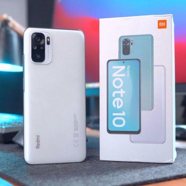 [FLASH SALE] Điện Thoại Xiaomi Redmi Note 10 64/128GB Pin Khủng 5000mAh Đập Hộp Mới Đét